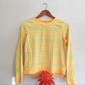 🔆 LULU LEMON Striped Shirt 🔆